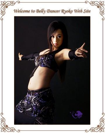 Belly Dancer Ryoko(良子/ベリーダンサー)