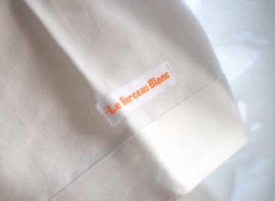 Le Berceau Blancのパジャマ