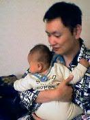 ケンさんと息子