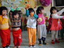 ベトナムの子ども3