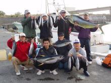 沖縄から遊漁船「アユナ丸」-釣果(21.2.21)