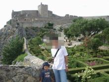 マルヴァオンの城壁