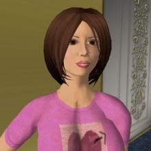 avatar face morning jpg
