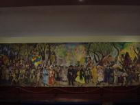 ディエゴ・リベラの壁画