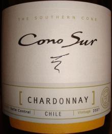 Cono Sur Chardonnay 2007