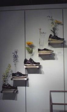 靴からフラワー。.jpg