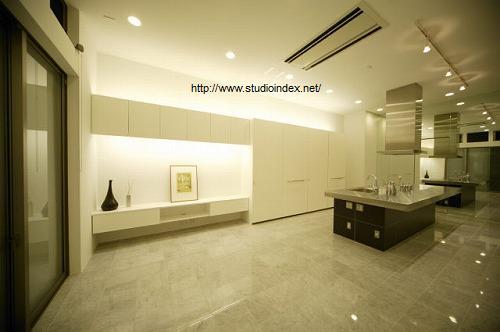 デザイナーズ住宅 キッチン