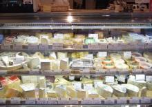 ヨーロッパのチーズ