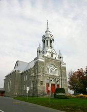 サンソバ教会(カナダ)