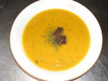 かぼちゃスープ完成