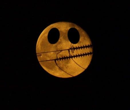 満月ハロウィンバージョン2