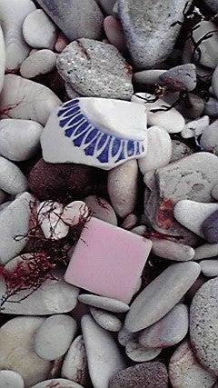 うたかた草々-浜タイル