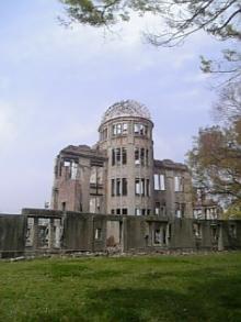 070414原爆ドーム