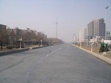 本日の衛津河と天塔