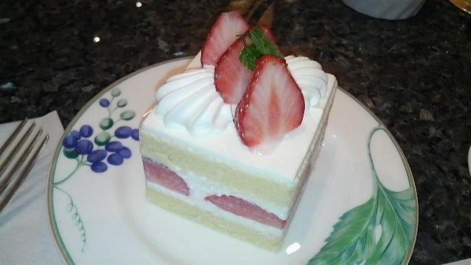 名古屋マリオット ショートケーキ