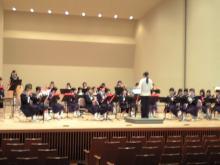 中学生のコンサート