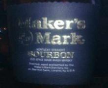 Maker's Mark Black