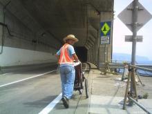 トンネル対策