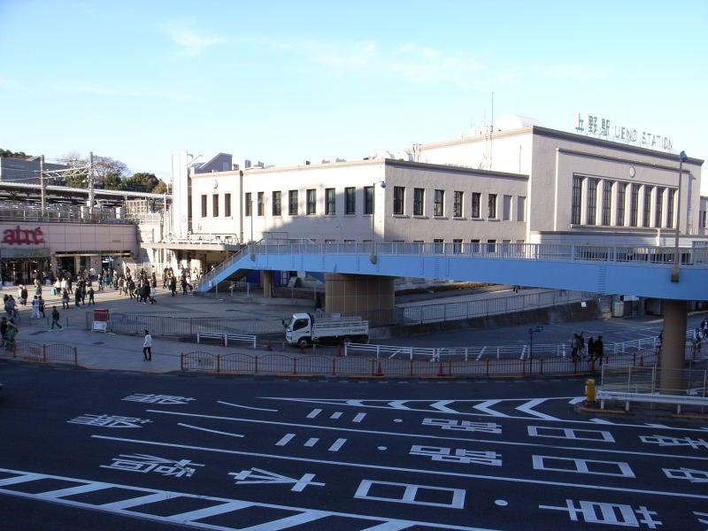 上野駅_2