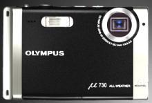 olympus μ730