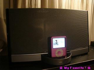 BOSE&iPod