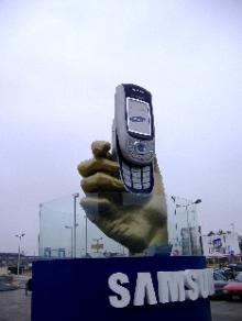 celular abierto
