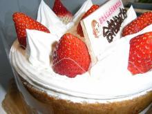 アコmamaのひとりごと-ケーキ