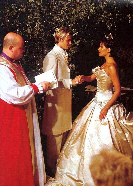 結婚式の風景は・・・・・・・・