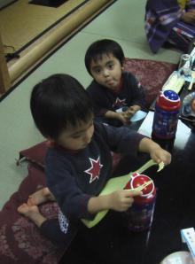 新☆春ちゃんと双子ちゃん-26
