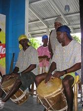 ガリフナの踊り