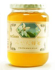 国産みかん蜂蜜(はちみつ)1Kg