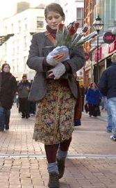 茸茶の想い ∞ ~祇園精舎の鐘の声 諸行無常の響きあり~-onceダブリンの街角で