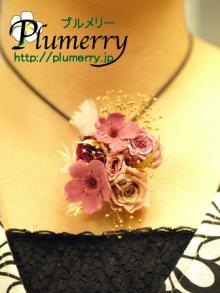 プリ レッスン ネックレス におい桜