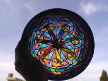 ガラス曼荼羅
