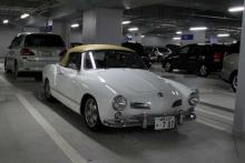 金沢21世紀美術館駐車場