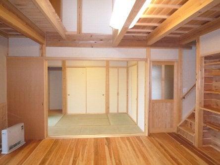 松島匠建の建てる木の家 「太田生品の家」Web日誌-完了検査