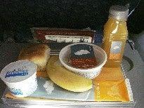 機内食・朝