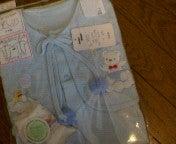 退院用のBABY服