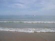 三亜湾の砂浜