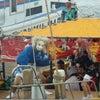 金沢漁港、汐祭に参加しましたの画像