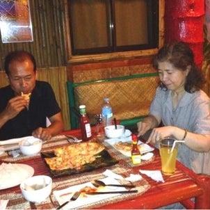 バンタヤン島に着いたら最初に街で食事する方法を学ぶの画像
