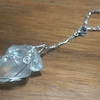 お仕立て物:ハーキマーダイヤモンドのゆらゆらリング♪の画像
