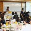 私立中学校での講習会の画像