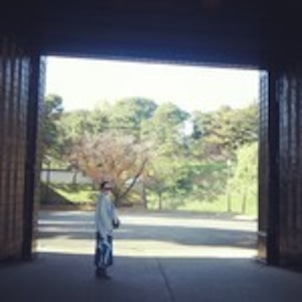 桜田門と死者が通る門の画像