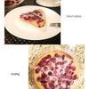 フランス伝統菓子ダークチェリーのクラフティを作るの画像