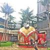 ハワイ☆開店直後のブルーミングデールズのクリスマス@アラモアナセンターの画像