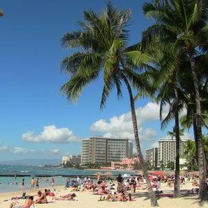 有休取ってハワイに行っていいんじゃない!!の画像