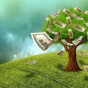 財運、資産形成講座テキストの画像