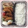 2/24(水)のお弁当と昨日のお弁当(*´Ι`)ノ´Ι`)ノ´Ι`)ノ♪の画像
