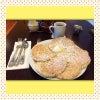 マカダミアナッツ・パンケーキ@エッグスンシングス・アラモアナ店の画像